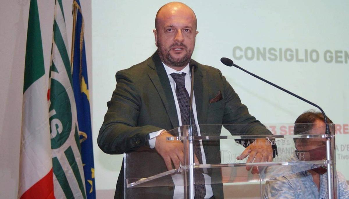 Cambio al vertice Fns Cisl, Massimo Vespia è il nuovo segretario generale