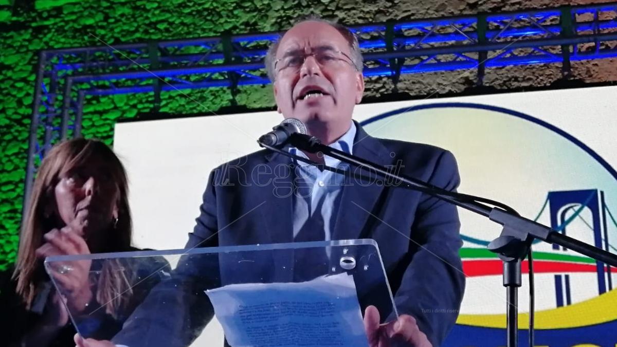 Elezioni Reggio Calabria, domani annuncio di Minicuci: «Città al bivio»