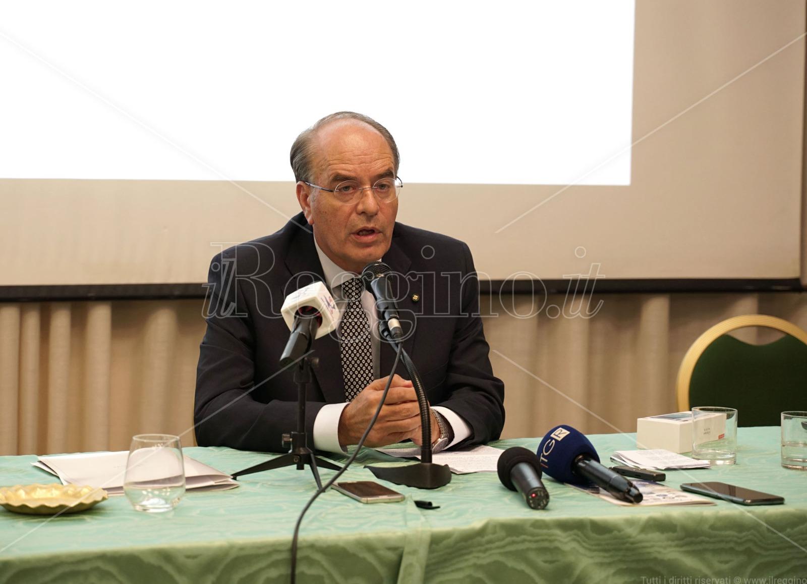 Elezioni comunali a Reggio Calabria, Minicuci a Castore: «Garantiremo i contratti di servizio»