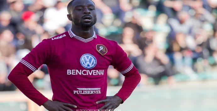 Calcio, la Reggina cede Doumbia alla Carrarese calcio