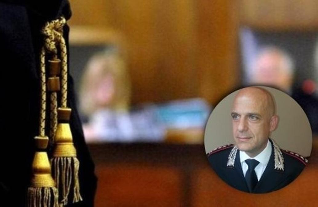 L'ex comandante del Ros, Valerio Giardina, assolto definitivamente dalle accuse di falsa testimonianza