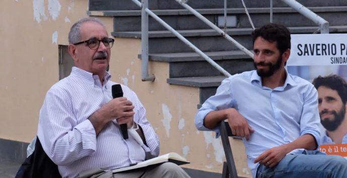 Elezioni a Reggio Calabria, Vito Teti a fianco di Saverio Pazzano
