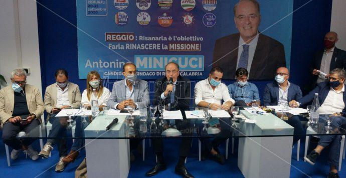 """Elezioni Reggio Calabria, Minicuci """"apre"""" a Marcianò e Klaus Davi. E pensa ad una delega"""