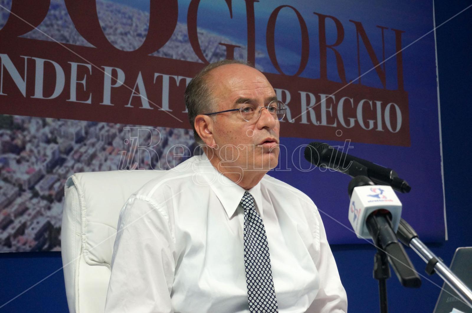 Elezioni Reggio, Minicuci: «La rinascita di Reggio passa anche dai valori sociali e cattolici»