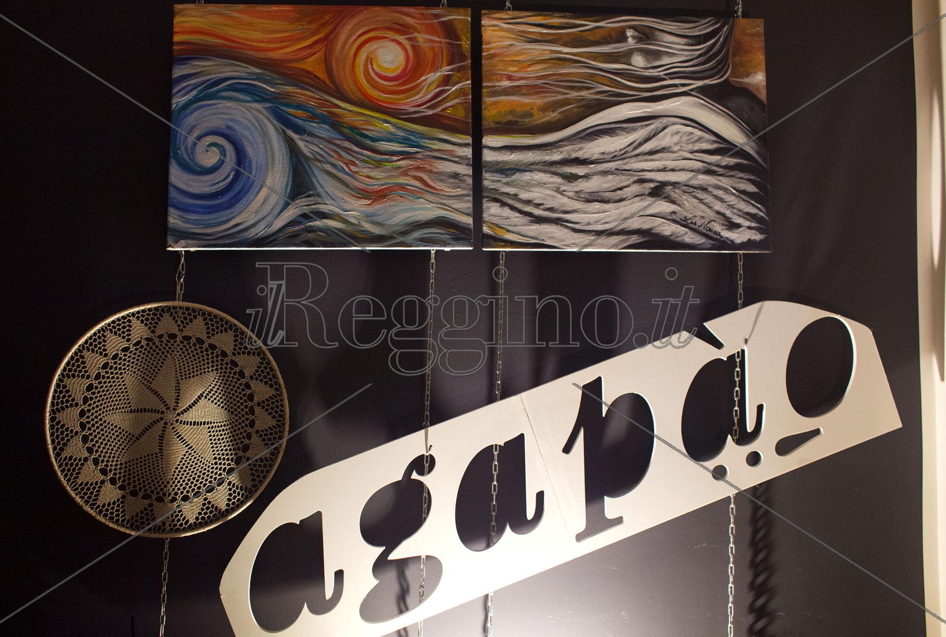 """Reggio Calabria, oggi ad Agapao: la """"Collettiva d'arte indipendente"""""""