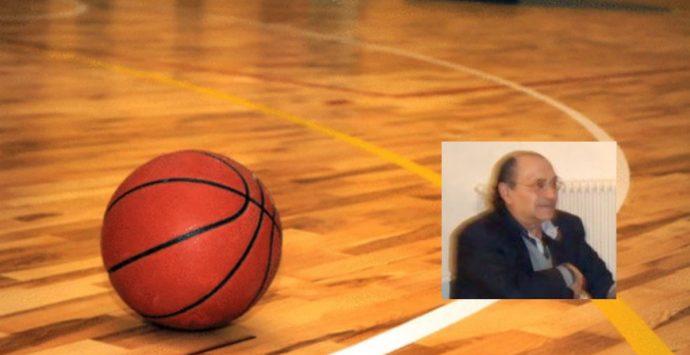 La Calabria del basket piange l'avvocato Giovanni Nicosia