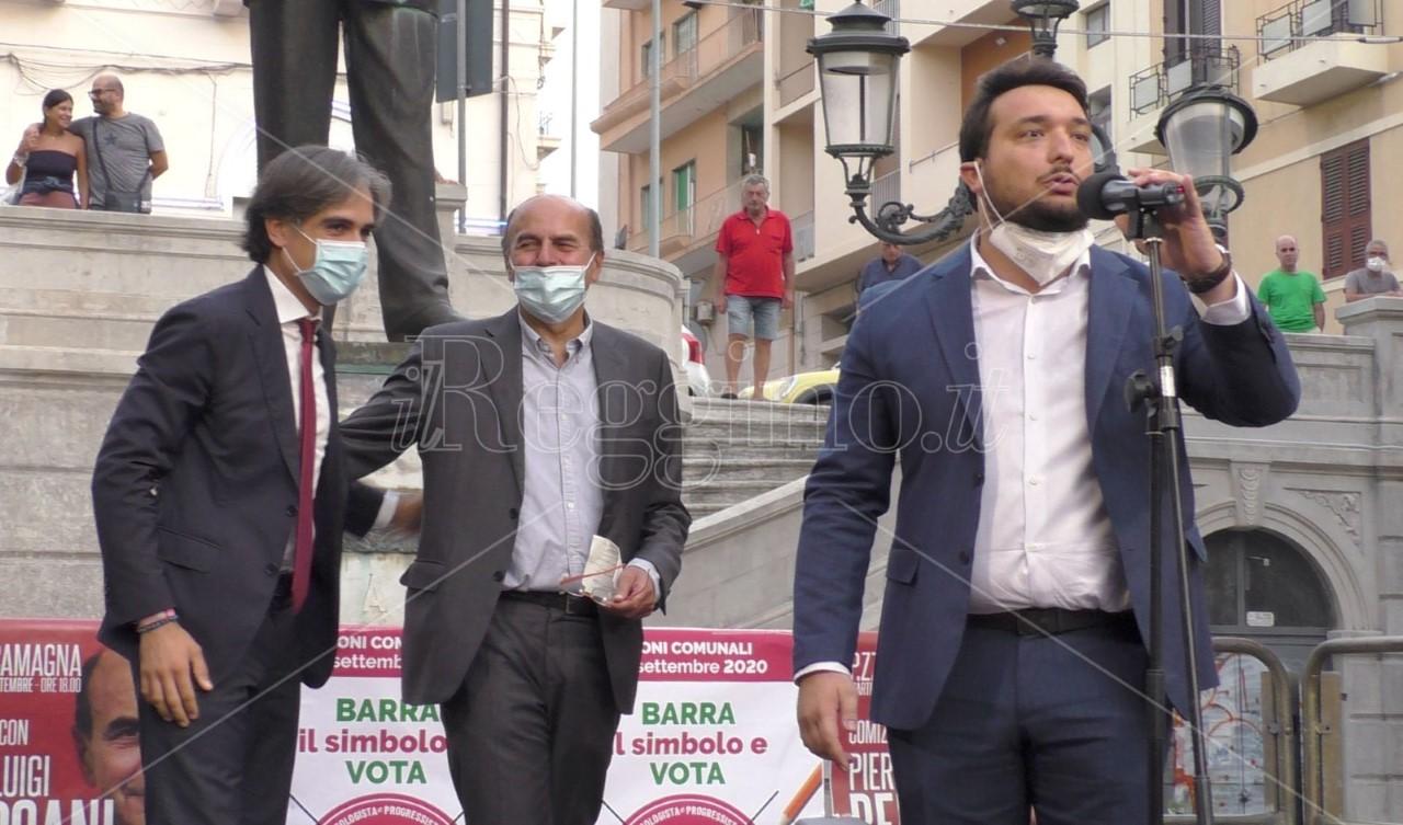 Elezioni Reggio, arriva l'endorsement del deputato Sumpo di Articolo Uno per Falcomatà