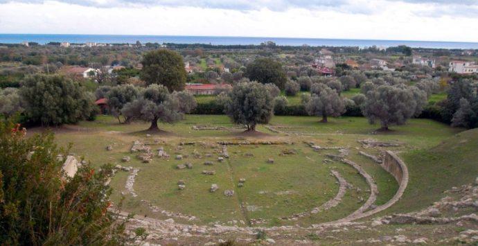 Parco archeologico di Locri, sabato la presentazione del libro sul teatro greco-romano
