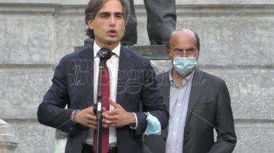Elezioni comunali a Reggio Calabria, Falcomatà: «Da Pazzano scelta di buon senso»
