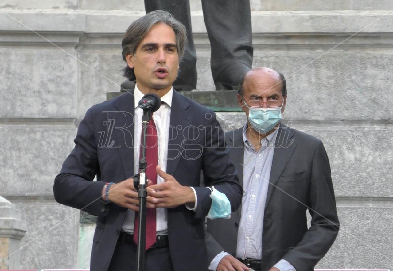 Elezioni comunali Reggio Calabria, seconda proiezione: Falcomatà avanti col 36%