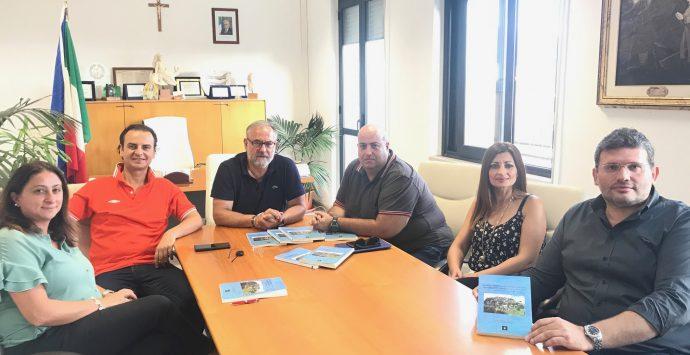 Motta San Giovanni, il sindaco incontra lo studioso Saverio Verduci