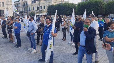 Elezioni Reggio Calabria, Crippa lancia Minicuci: «Qui c'è voglia di cambiamento. Voto fondamentale»