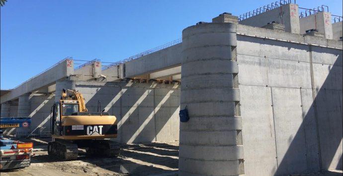 Caulonia, il ponte Allaro prende forma. Pronto entro fine anno?