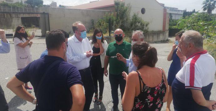 Elezioni Reggio Calabria, Minicuci: «Non ci sono parole per descrivere lo stato vergognoso in cui si trova San Gregorio»