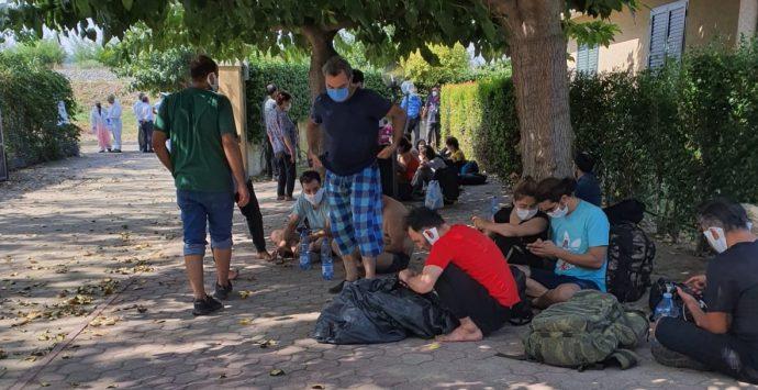 Nuovo sbarco nella Locride, circa 50 migranti giunti a Monasterace