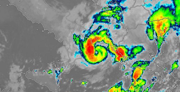 Ciclone tropicale in arrivo su Calabria e Sicilia. Attenzione nel Reggino