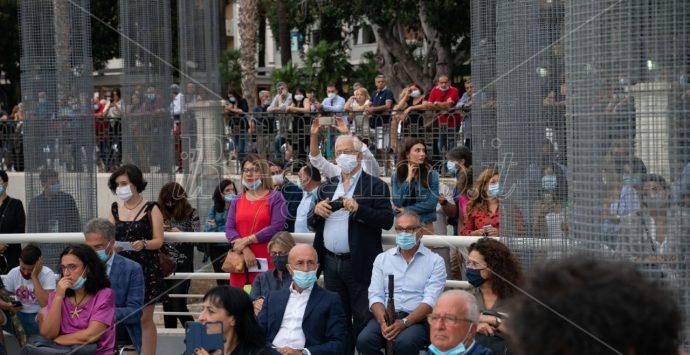 Reggio Calabria, inaugurata Opera l'istallazione permanente di Tresoldi
