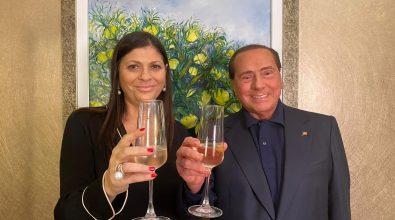 Morte Santelli, Berlusconi: «Il dolore dei calabresi è anche il mio»