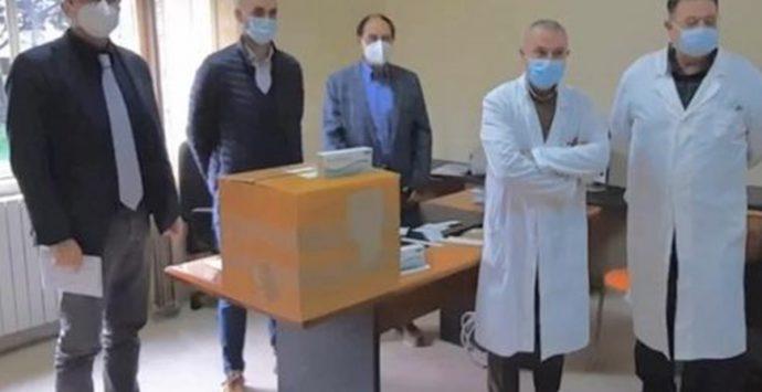 Coronavirus Polistena, Tripodi: «Il primo ospedale della provincia con tamponi rapidi disponibili»