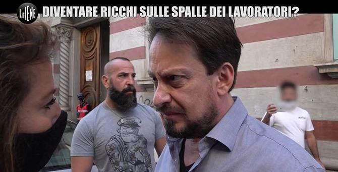 """Le Iene """"azzannano"""" Gallo: il presidente della Reggina nel mirino della trasmissione"""