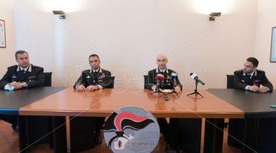 Reggio Calabria, presentati i nuovi comandanti dei carabinieri