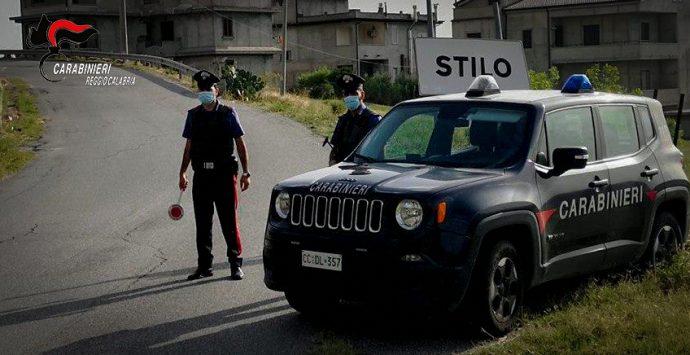Arrestato trentenne di Placanica dai carabinieri: occultava cocaina nei jeans