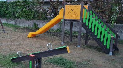 Brancaleone, giochi e pannelli interattivi per i bimbi grazie al riciclo