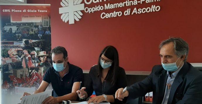 Gioia Tauro, firmato un protocollo per il contrasto alla povertà e al lavoro irregolare