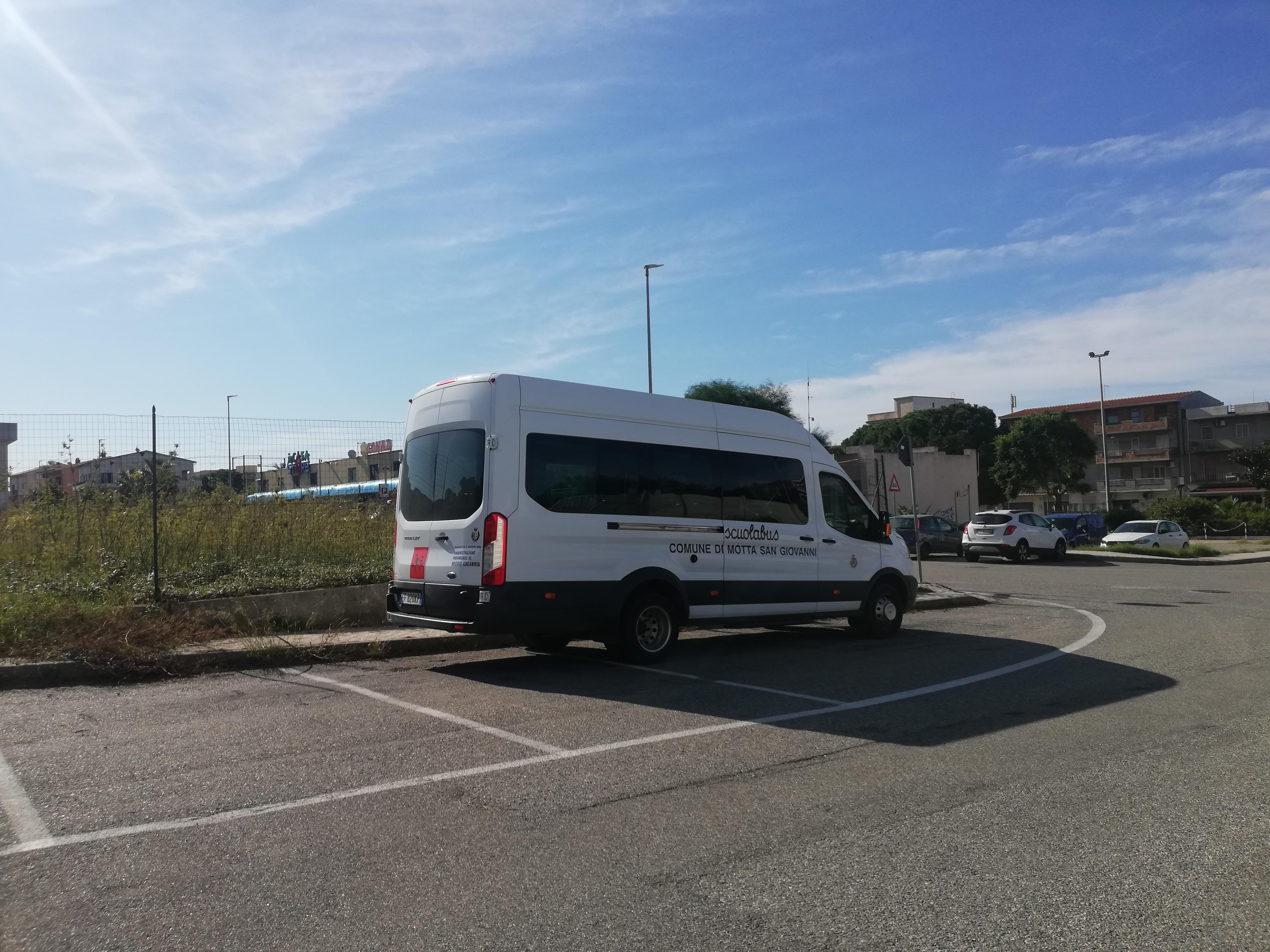Coronavirus a Lazzaro, Crea: «Per il trasporto scolastico, ci vuole maggiore attenzione»