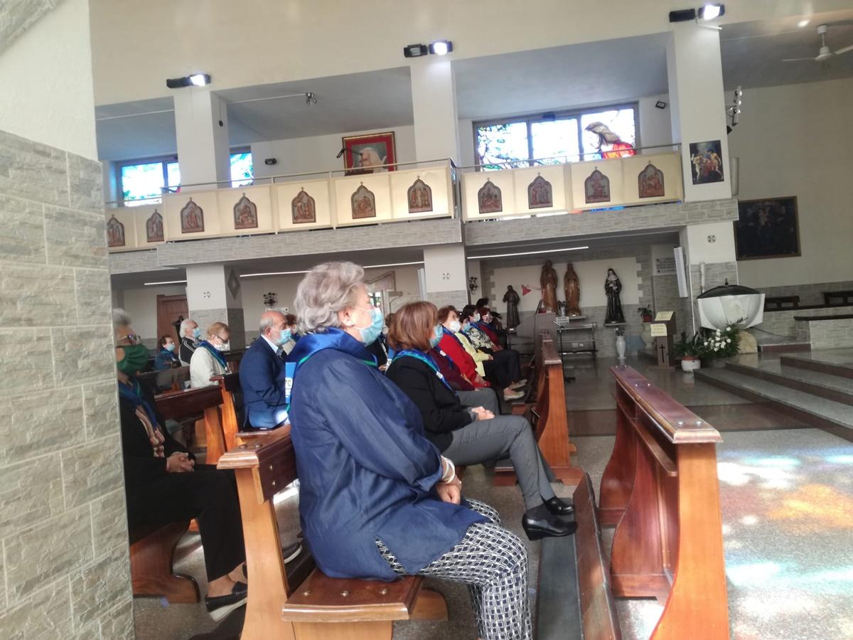 Reggio Calabria, Zehender: «Il nostro cammino di amore e gratuità prosegue nell'attesa di tornare in corsia»