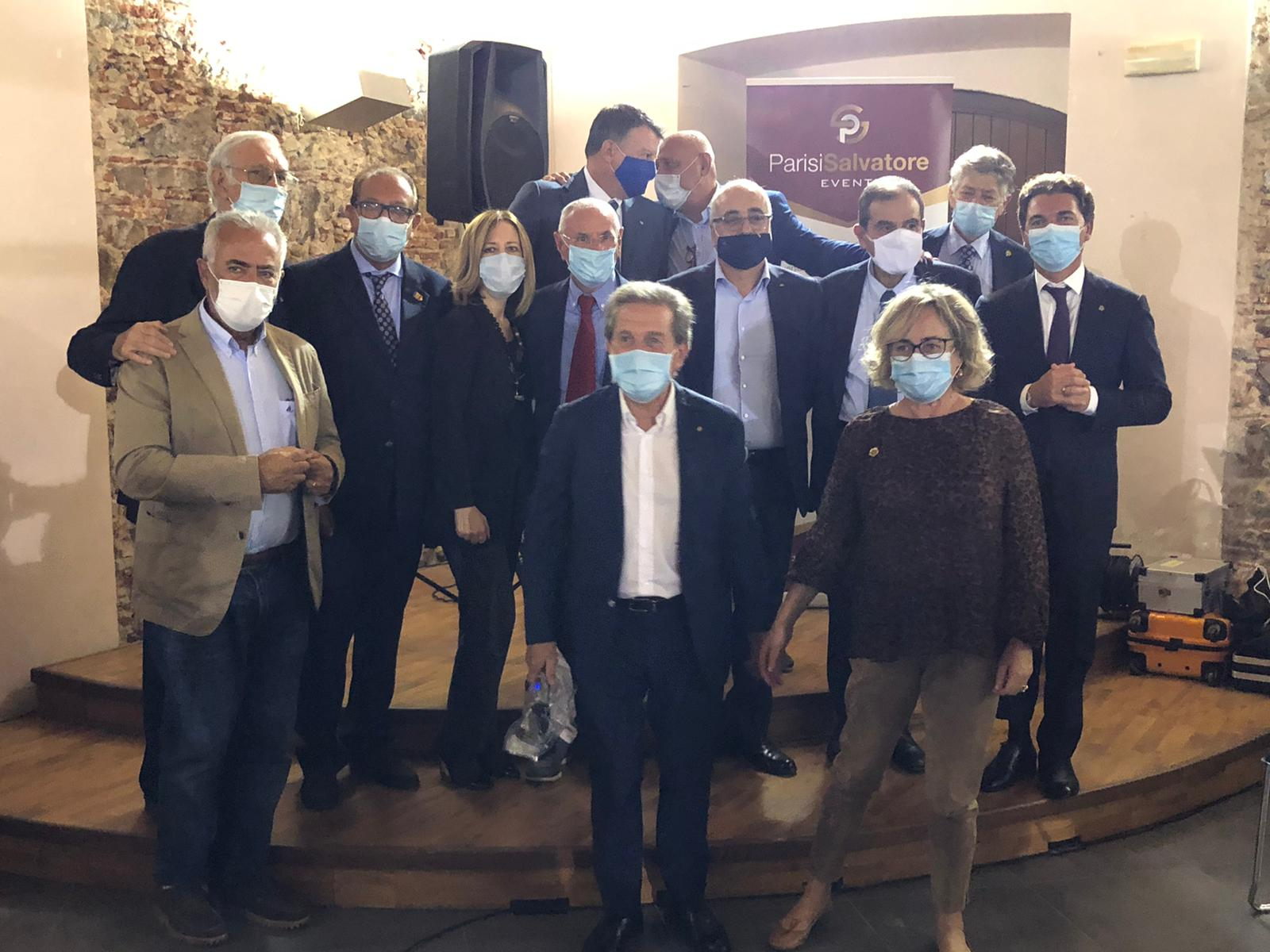 Crescita e occupazione, Bombardieri ospite del Rotary a Gioia Tauro