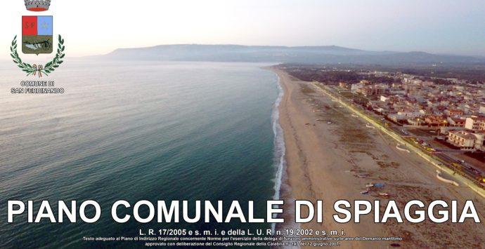 San Ferdinando, nuovo Piano spiaggia approda in consiglio comunale