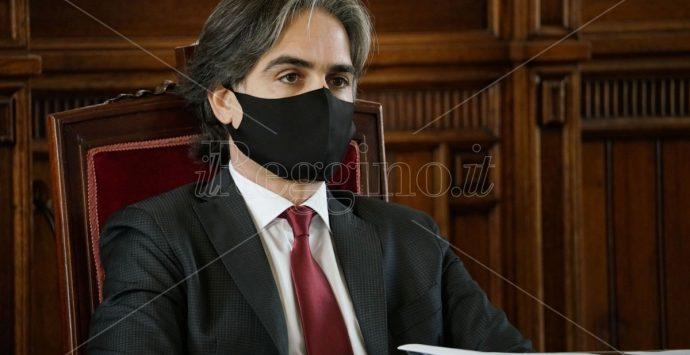 Il cordoglio del sindaco Falcomatà per la scomparsa di Andrea Mesiani