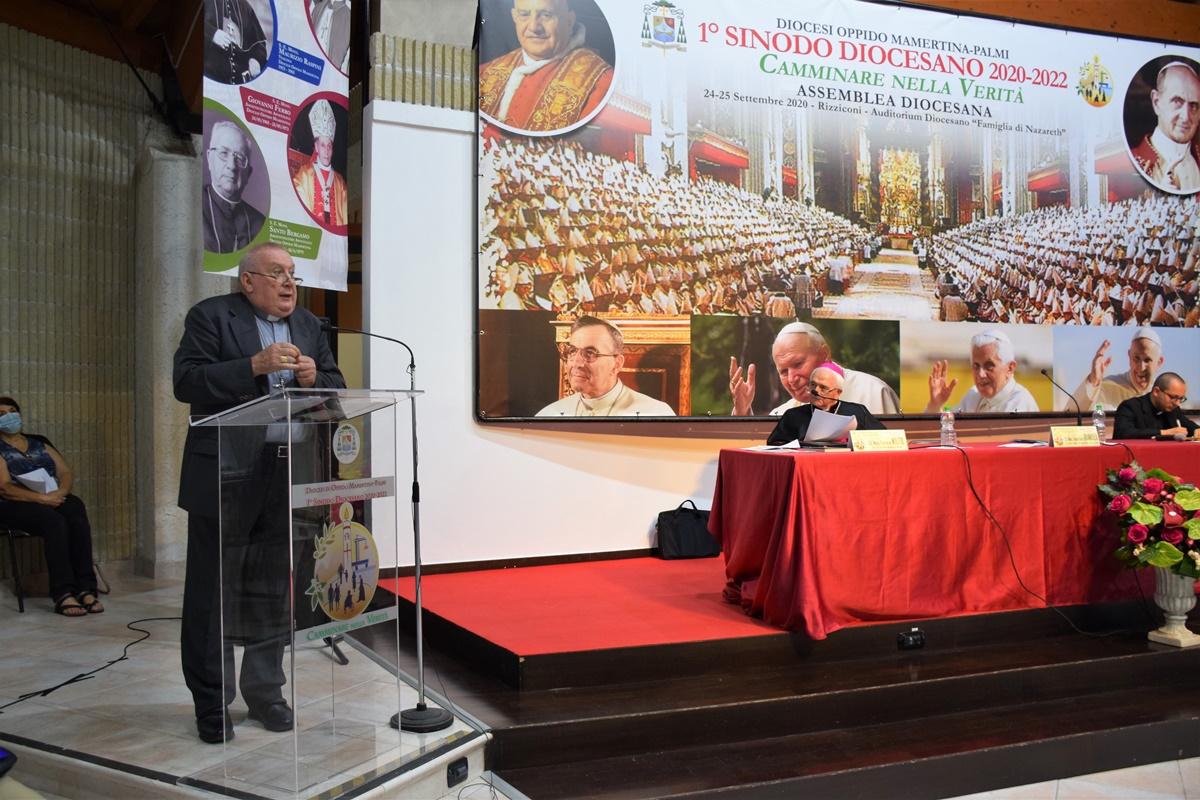 Rizziconi, al via l'assemblea diocesana sul prossimo sinodo 2020/2022