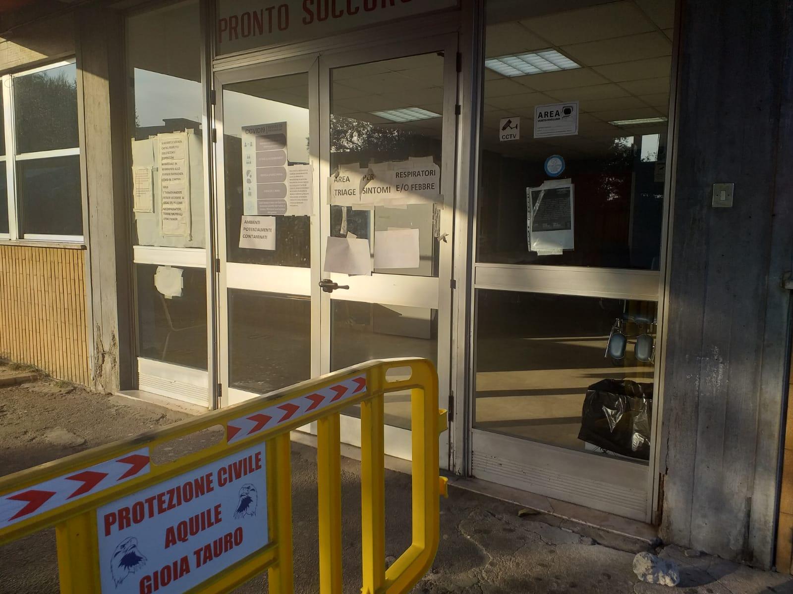 Coronavirus a Sinopoli, un caso positivo e 25 persone in quarantena