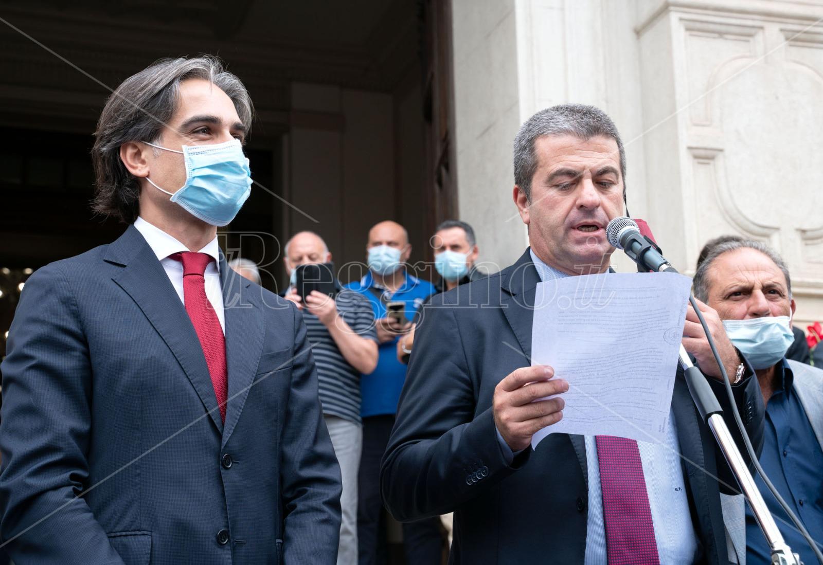Elezioni Reggio Calabria, Falcomatà proclamato sindaco. E a sorpresa spunta Minicuci