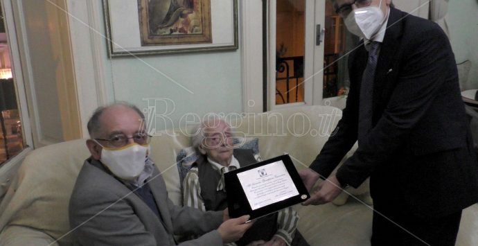 É Gina Cuzzocrea, la prima avvocata iscritta nel 1949 all'albo del foro di Reggio Calabria