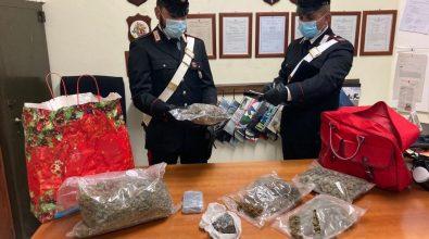 Palizzi, beccati con hashish e marijuana. Arrestati due giovani