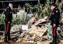 Gestione illecita e abbandono di rifiuti, denunciate quattro persone a Villa San Giovanni