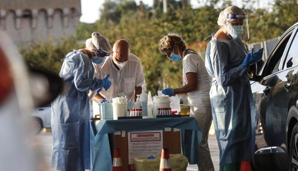 Coronavirus Reggio Calabria, ieri 124 casi all'Asp. Il bollettino