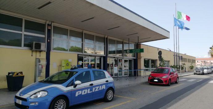 Reggio Calabria, ruba una valigia in aeroporto. Fermato dalla Polizia