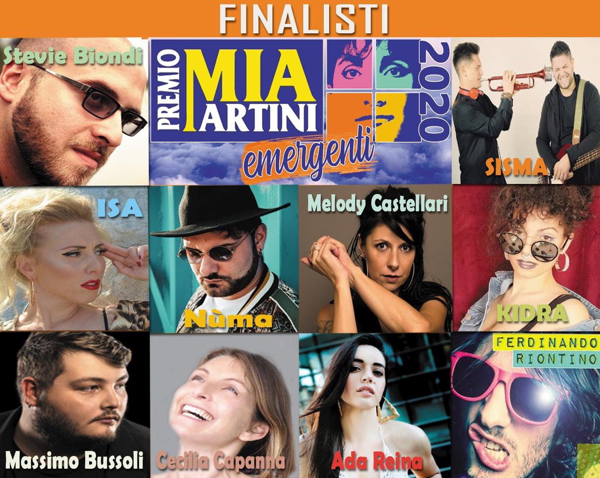 Premio Mia Martini, ecco i nomi dei dieci artisti emergenti