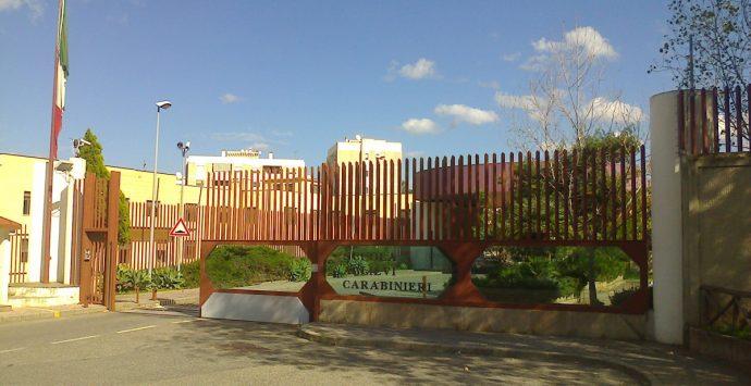 Coronavirus a Reggio Calabria, casi positivi alla Scuola Allievi Carabinieri