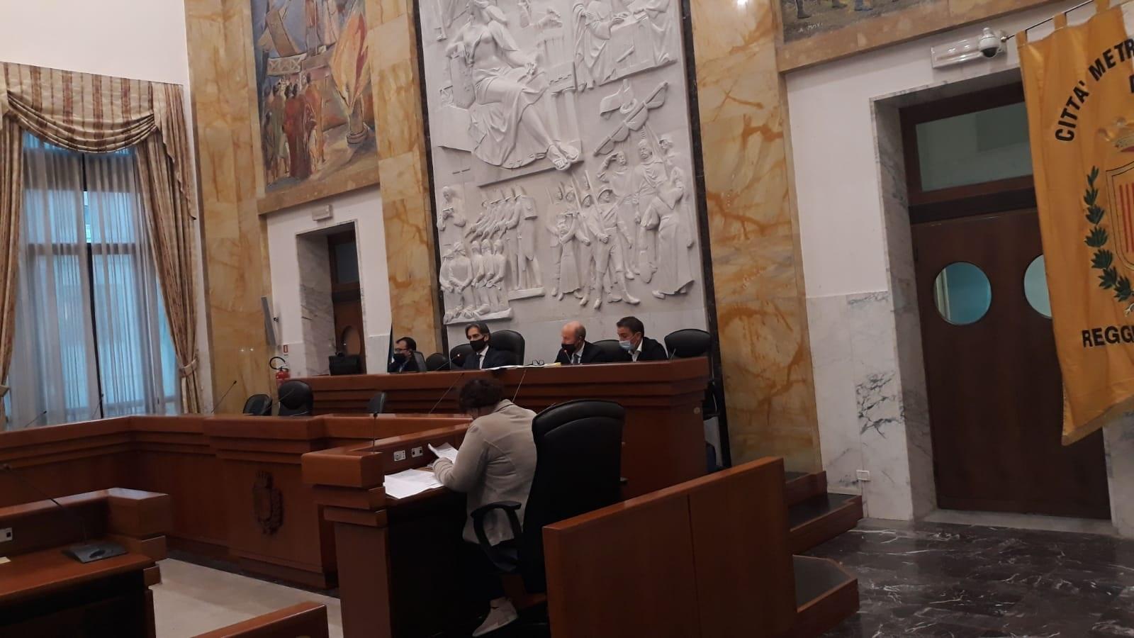 Castorina: «Città Metropolitana avvia percorso per entrare in Atam»