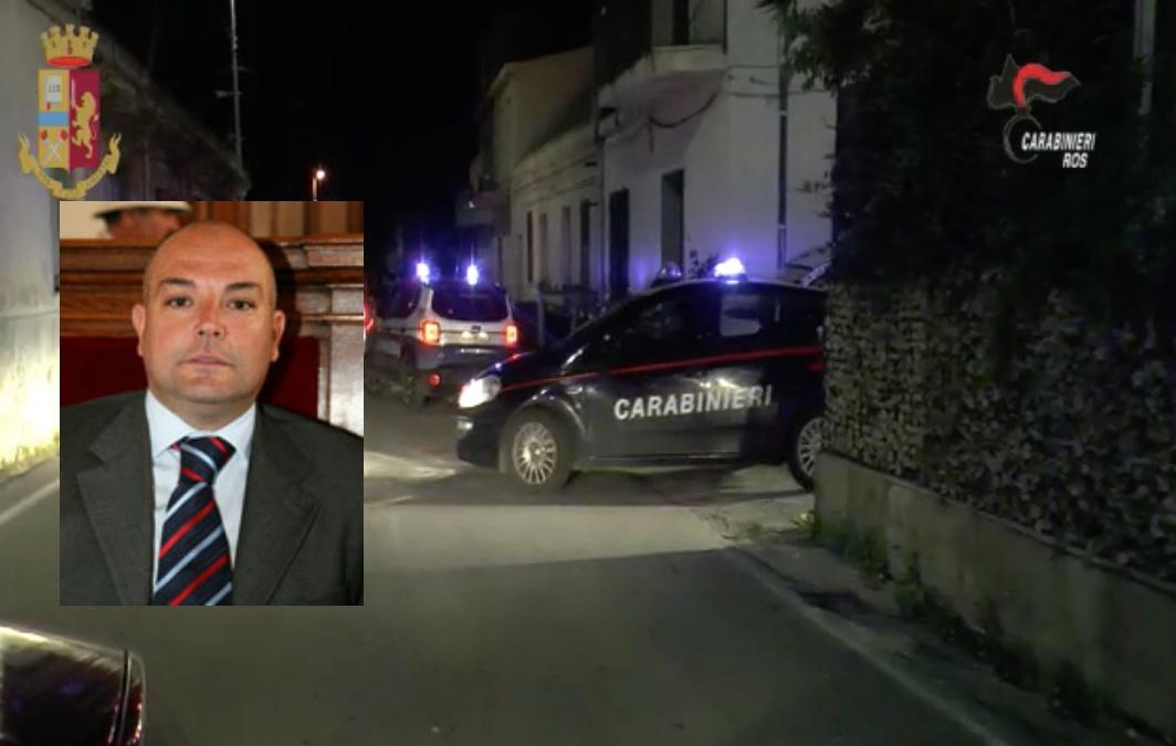 'Ndrangheta. In manette Seby Vecchio, ex presidente del consiglio comunale di Reggio Calabria