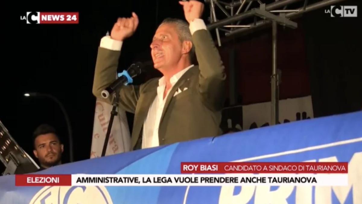 Elezioni comunali Taurianova, FdI ha deciso: sosterrà Roy Biasi