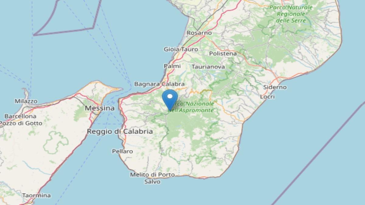 Nuovo terremoto a Reggio Calabria. Preoccupa lo sciame sismico a Gambarie