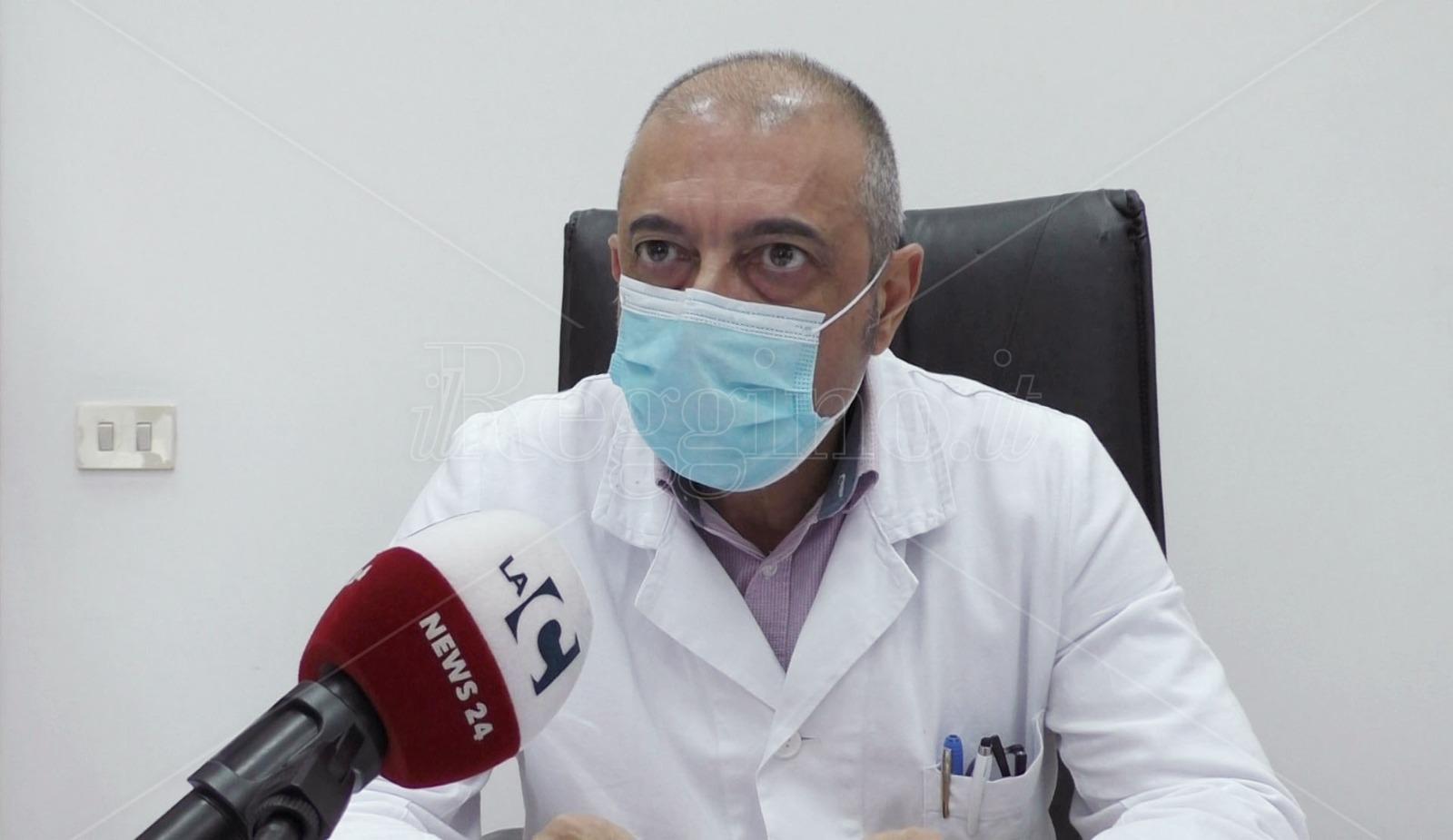Coronavirus Reggio Calabria, Verduci: «Al Gom la situazione è drammatica: mancano i posti letto»