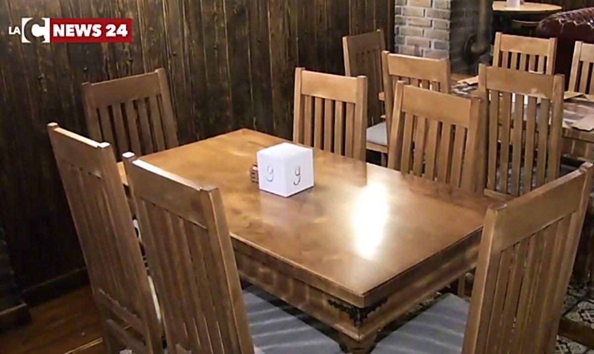 «Con ristoranti chiusi a Natale perdite per 41 miliardi»: l'allarme Coldiretti
