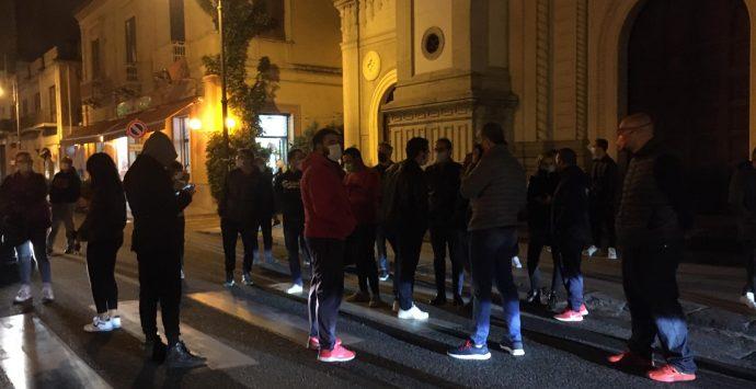 Calabria zona rossa, proteste anche a Locri. Bloccata la statale 106